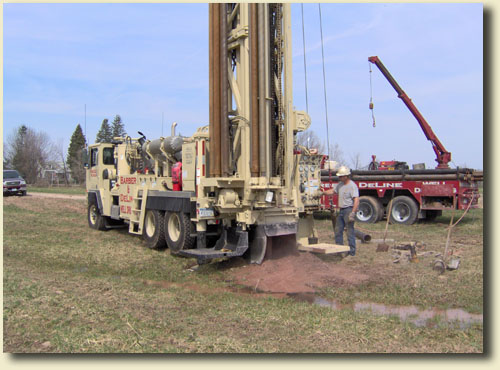 Residential Well Drilling Services For Central, N Y